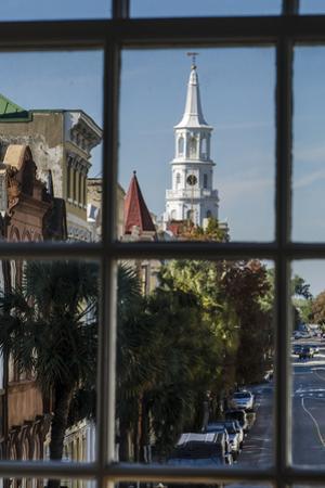 St. Michael's Episcopal Church on Broad Street, Charleston, South Carolina. by Michael DeFreitas