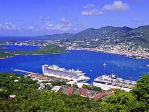 St. Thomas, United States Virgin Islands, West Indies, Caribbean, Central America by Michael DeFreitas