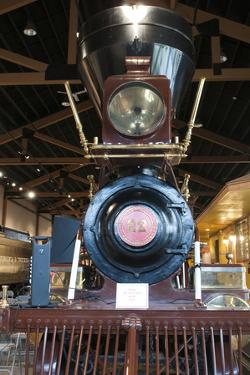 Steam Locomotive Train, Nevada State Railroad Museum Carson City, Nevada, USA by Michael DeFreitas