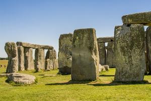 Stonehenge Neolithic monument, Salisbury Plain, Salisbury, Wiltshire, England. by Michael DeFreitas