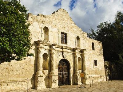 The Alamo, San Antonio Texas, United States of America, North America