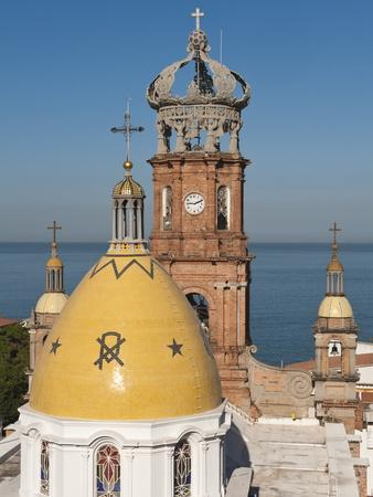 The Lady of Guadalupe Church, Puerto Vallarta, Jalisco, Mexico, North America