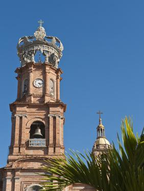 The Lady of Guadalupe Church, Puerto Vallarta, Mexico by Michael DeFreitas