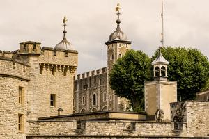 Tower of London, London, England. by Michael DeFreitas