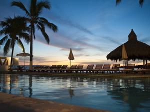 Villa Premiere Hotel and Spa, Puerto Vallarta, Jalisco, Mexico, North America by Michael DeFreitas