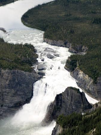 Virginia Falls, Nahanni National Park Reserve, Northwest Territories, Canada by Michael DeFreitas
