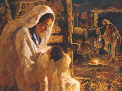 Mary Treasured