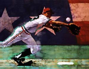 Olympic Baseball by Michael Dudash