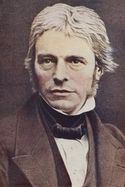 Michael Faraday, English Physicist and Chemist