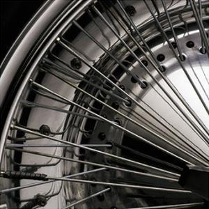 Wheel by Michael Furman