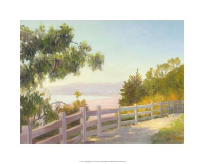 View of Malibu, Santa Monica, California