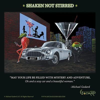 Bond 007 (Shaken Not Stirred)