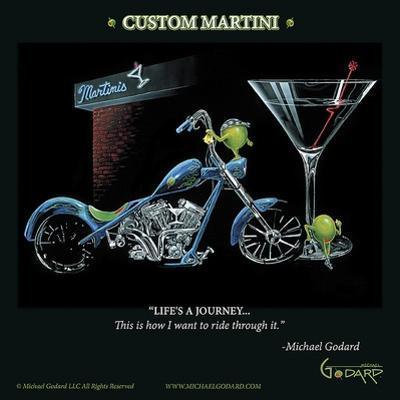 Custom Martini