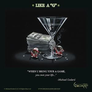 Like a G by Michael Godard