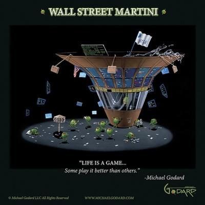 Wall Street Martini