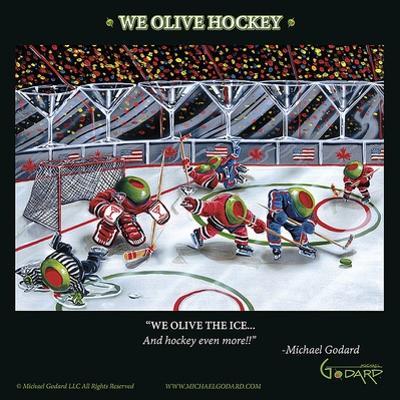 We Olive Hockey