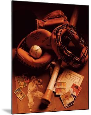 Baseball by Michael Harrison