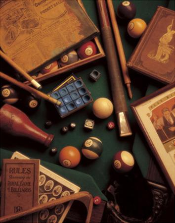 Billiards by Michael Harrison