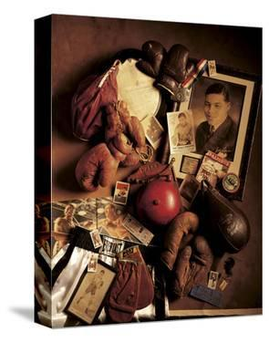 Boxing by Michael Harrison