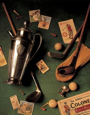 Golf II by Michael Harrison