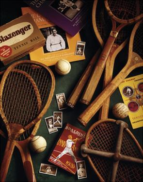 Tennis by Michael Harrison