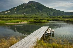 Hot River in the South of Kamchatka, Russia, Eurasia by Michael