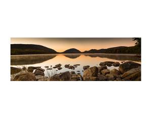 Eagle Lake Panorama by Michael Hudson