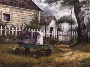 Antique Wagon by Michael Humphries