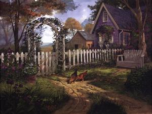 Autumn Breeze by Michael Humphries