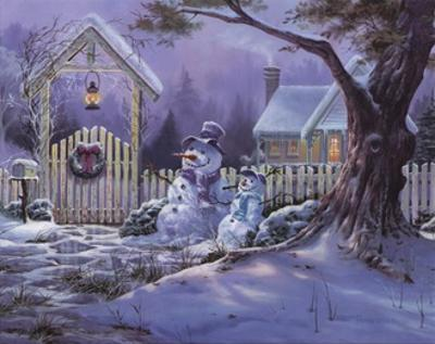 Season's Greeters by Michael Humphries