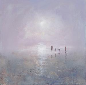 Moonlit Glow by Michael J. Sanders