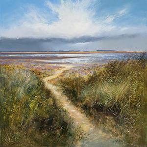 Seaside Path by Michael J. Sanders