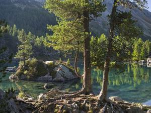 Lago di Saoseo, Grisons, Poschiavo, Switzerland by Michael Jaeschke