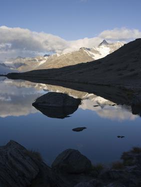 Stellisee, Valais, Switzerland by Michael Jaeschke