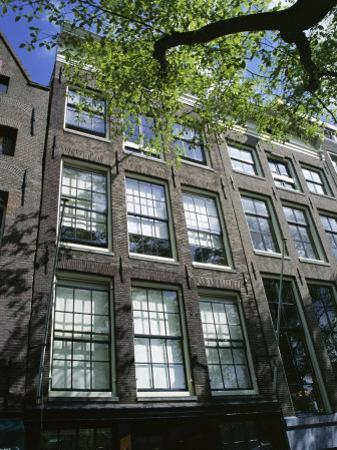 Anne Frank House, Amsterdam, the Netherlands (Holland), Europe