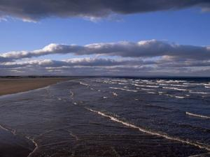 Chariots of Fire Beach, St. Andrews, Fife, Scotland, United Kingdom by Michael Jenner
