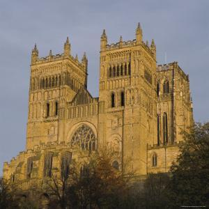 Durham Cathedral, Dating from Norman Times, Unesco World Heritage Site, Durham, England, UK, Europe by Michael Jenner