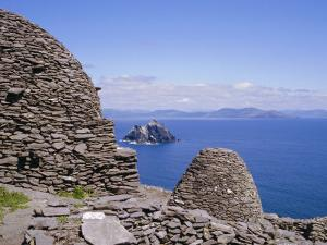 Early Christian Site, Skellig Michael, County Kerry, Munster, Republic of Ireland (Eire), Europe by Michael Jenner
