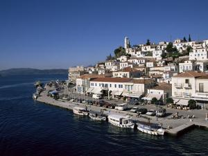 Island of Poros, Greece by Michael Jenner