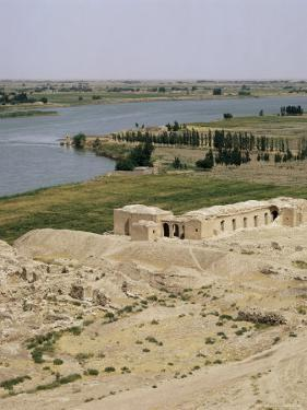 Mari and the Euphrates River, Syria, Middle East by Michael Jenner