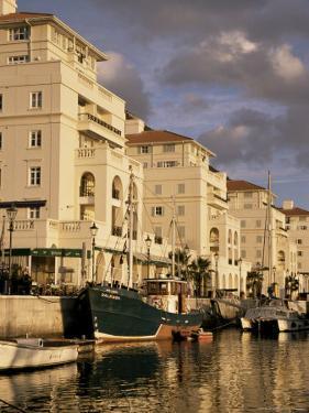 Queensway Quay, Gibraltar, Mediterranean by Michael Jenner