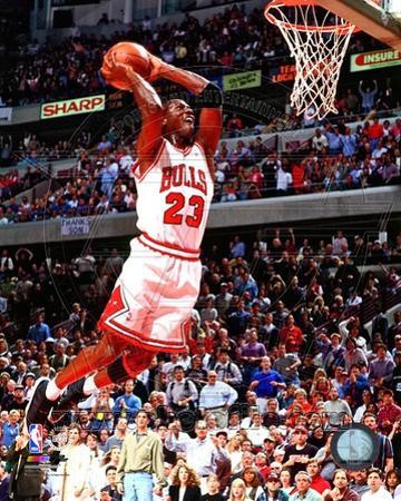 Michael Jordan 1994-95 Action