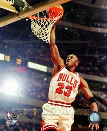 Michael Jordan 1997-98 Action