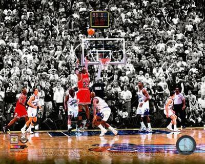 Michael Jordan 1998 NBA Finals Game Winning Shot