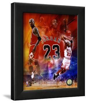 Michael Jordan 2011 Legends Composite