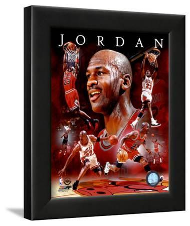 Michael Jordan 2011 Portrait Plus