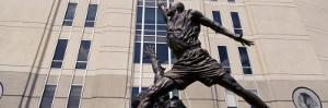 Michael Jordan Statue, United Center, Chicago, Illinois, USA
