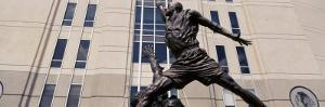 Michael Jordan Statue, United Center, Chicago, Illinois, USA