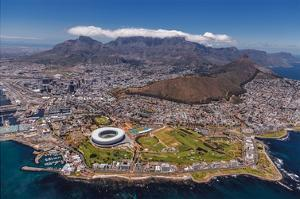 South Africa - Cape Town by Michael Jurek