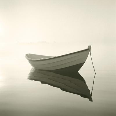 Morning Mist II by Michael Kahn